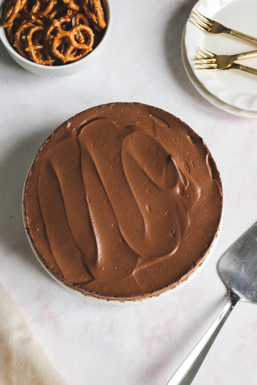Vegan Chocolate Silk Torte with Peanut Butter Pretzel Crust  (2 of 6).jpg