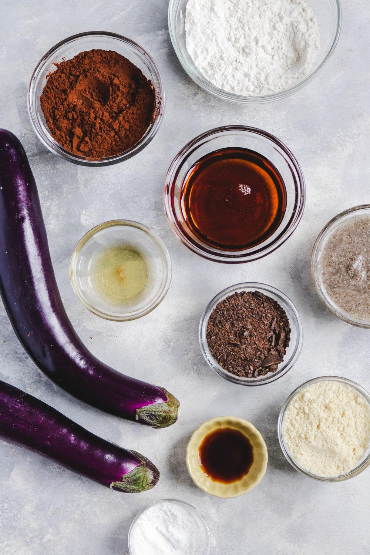Vegan Chocolate Cake with Eggplant -1.jpg