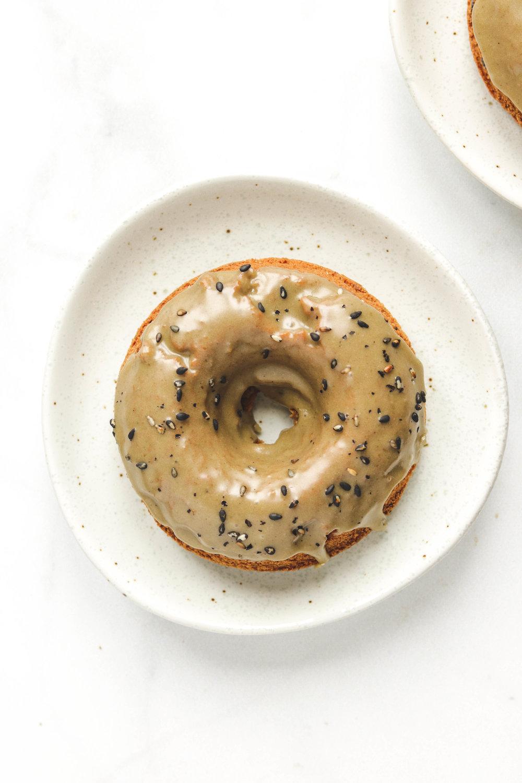 Black Sesame Caramel Donuts -8.jpg