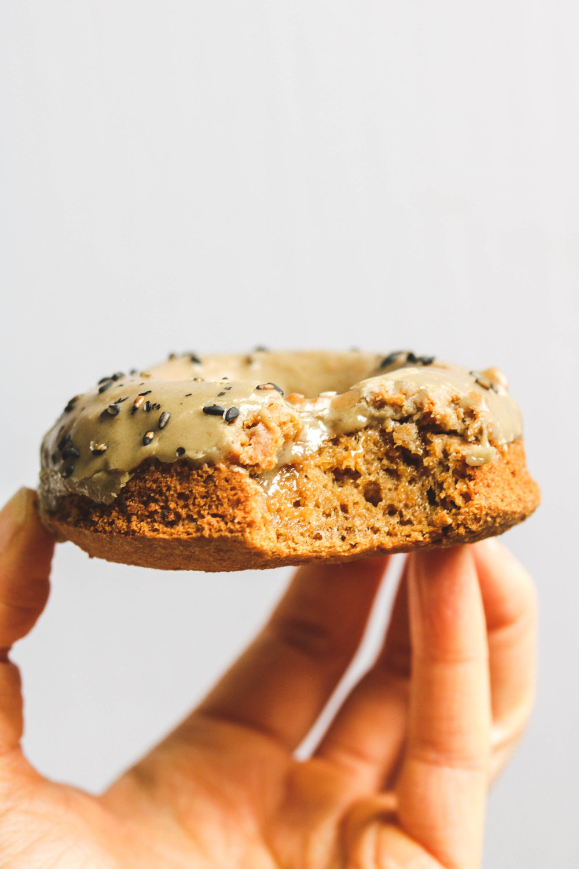 Black Sesame Caramel Donuts -17.jpg