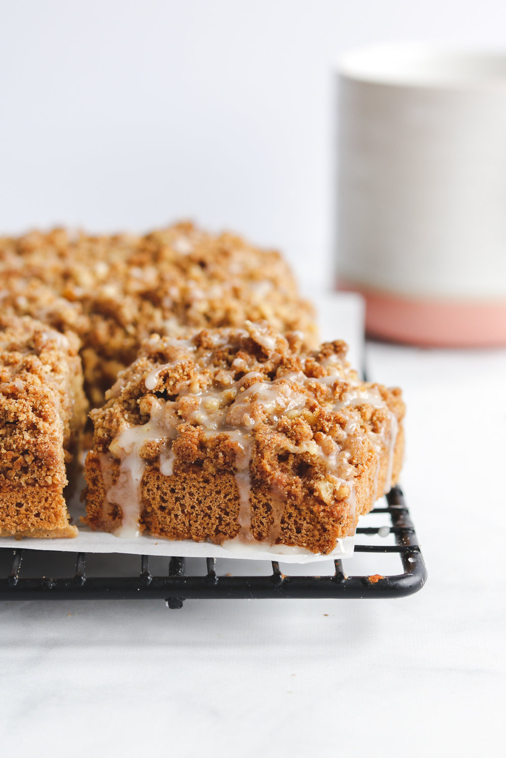 vegan gluten free coffee cake