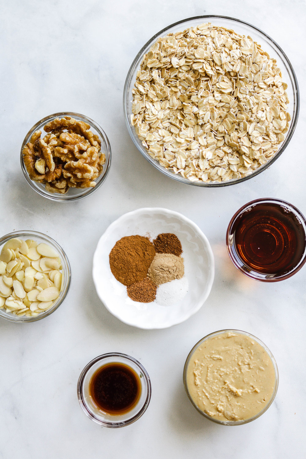 French Toast Granola with Clusters Vegan Gluten Free Oil Free-1.jpg