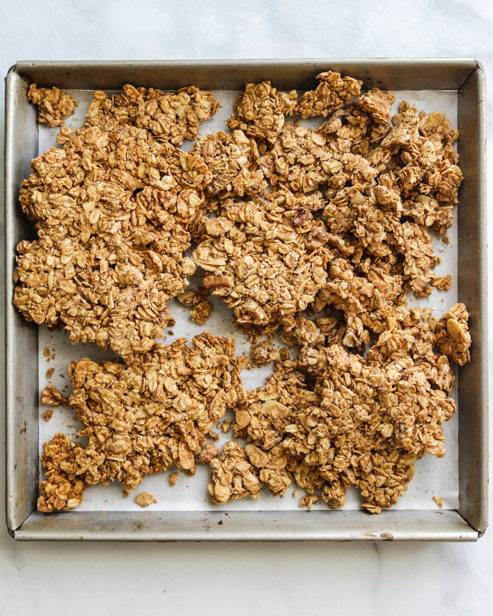 French Toast Granola with Clusters Vegan Gluten Free Oil Free-5.jpg