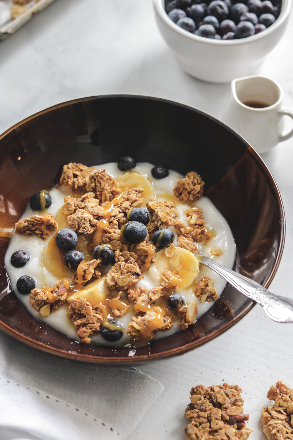 French Toast Granola with Clusters Vegan Gluten Free Oil Free-1-6.jpg