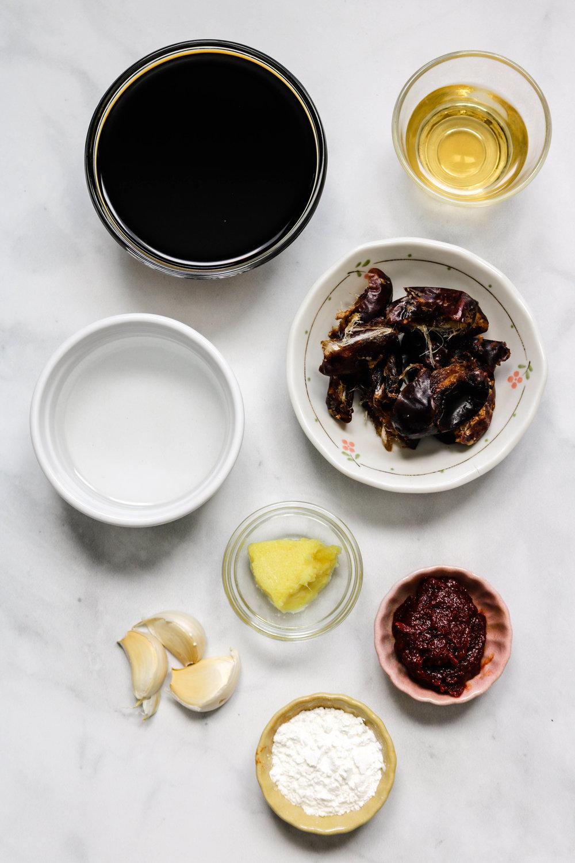 Easy Vegan Korean BBQ Sauce Refined Sugar Free -1.jpg