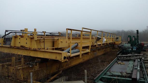 Bridge Crane - 2 each - 3 ton Shepard Nile Bridge Crane58ft Bridges$27,000 for both OR$15,000 each