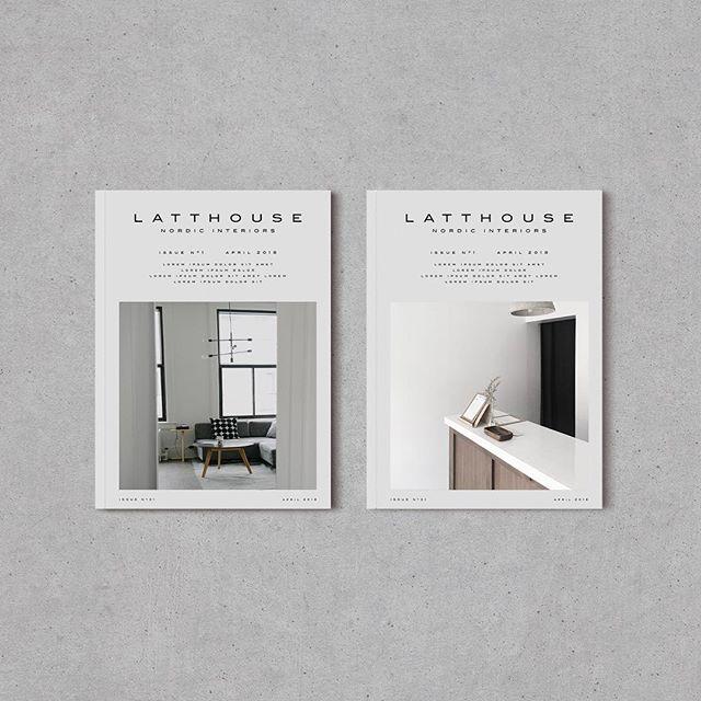 interior design is ALL 🖤 portadas para Latthouse Magazine 🌿 #purelove . . . #design #layout #magazine #artdirection #unsplash #editorialdesign #barcelona #graphic #flatlay #l4l #f4f #whitespacesummer