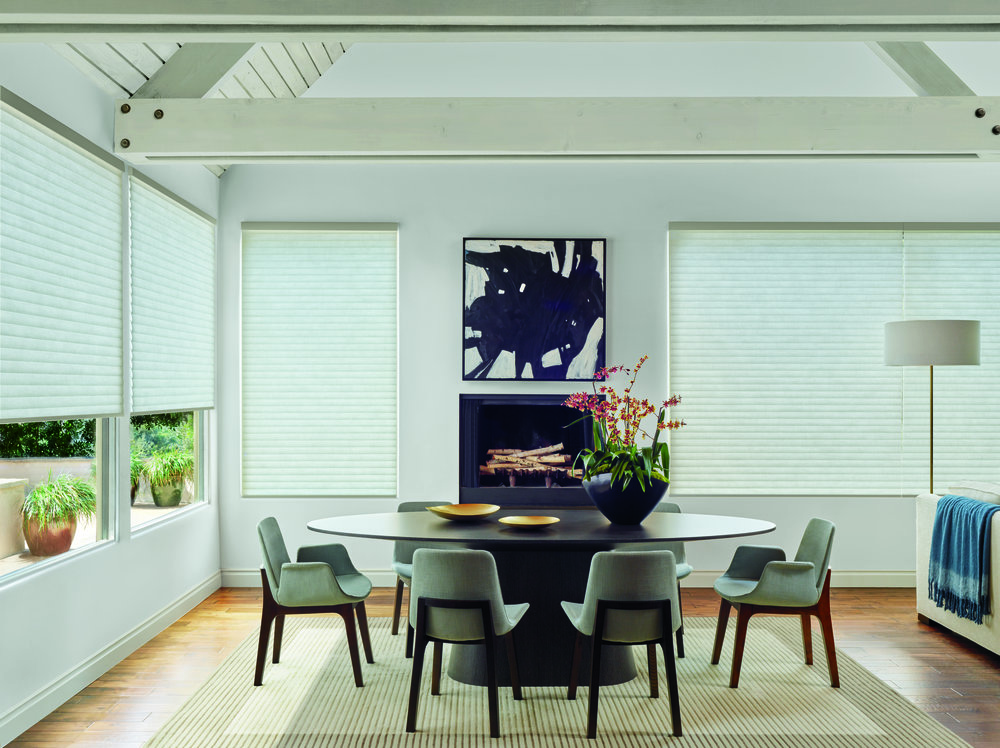 Sonnette -  Cellular Roller Shades by Hunter Douglas