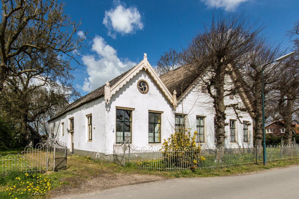 Rijksmonument boerderij Snellenburg restauratie renovatie