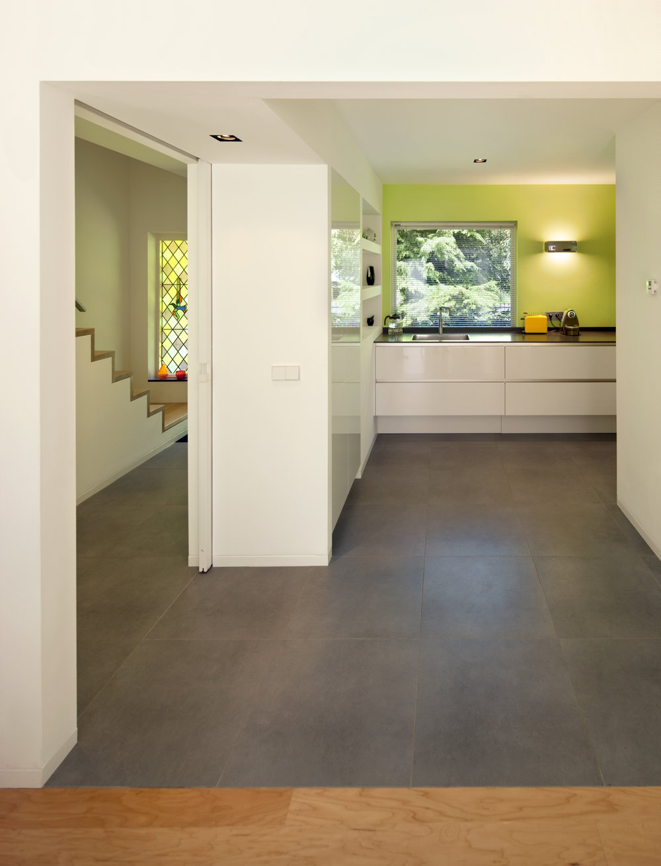 Huis ter Heide renovatie villa keuken