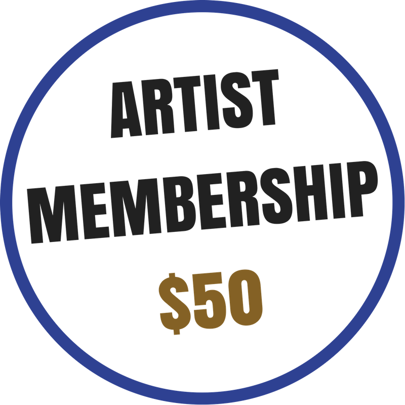 Individual Artist Membership benefits include:  -Discounted event space rental -Arts Market booth discount -Voting rights at Annual Meeting -4 Arts Council e-blast promotions per year -Discounted professional development seminars -Listed on Arts Council website with link to member's website -Invitation to Networking Events hosted by Arts Council -Complimentary admission to Arts Summit -Events included on Community Arts Calendar