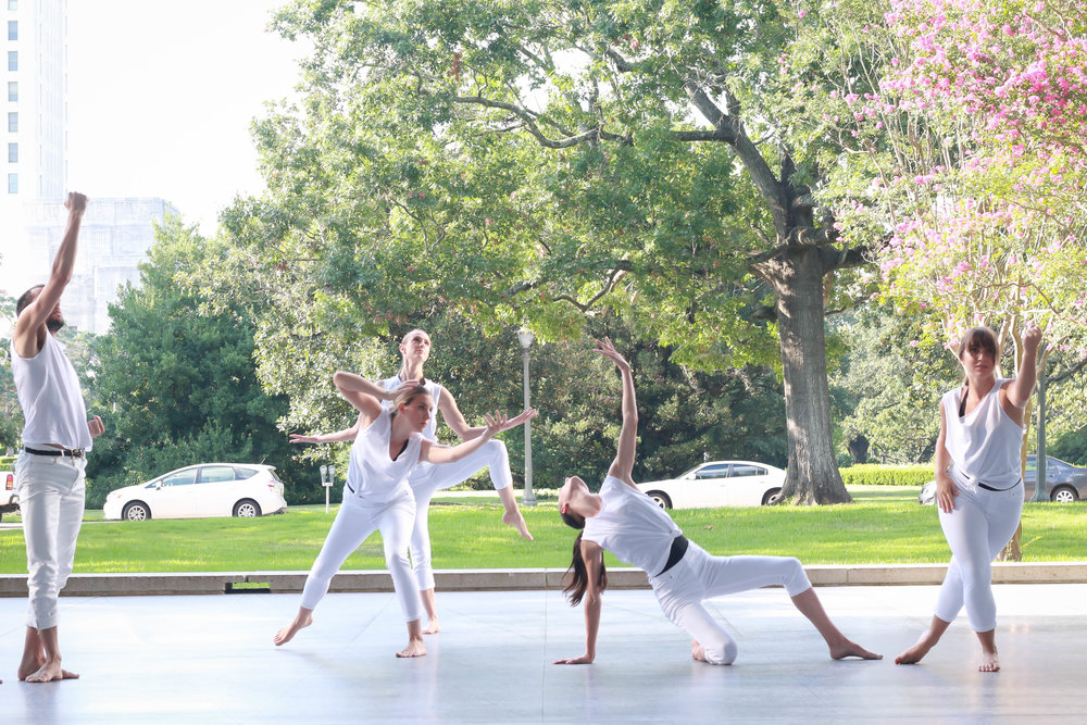 Arts Summit Day 1 kicked off at the Capitol Park Museum with a special performance by Basin Dance Collective.