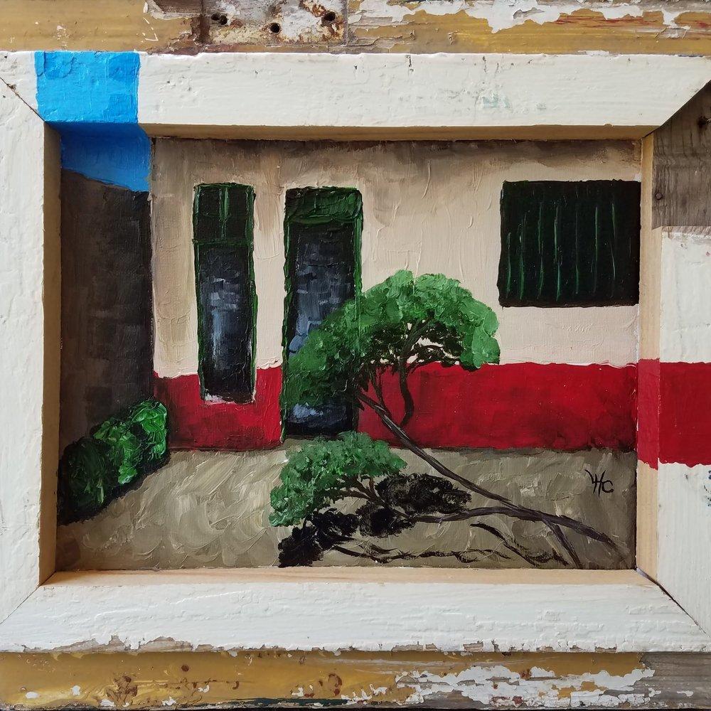 Lauren Hardy Clark, Acrylic Painter   www.Etsy.com/shop/LaurenJHClark   @LaurenHardyClark