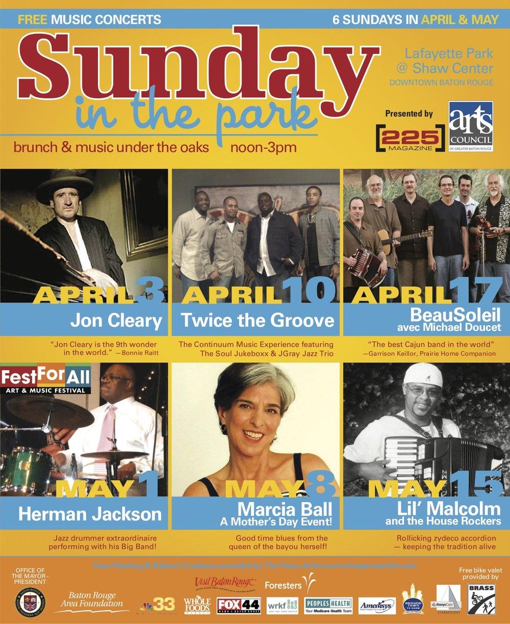 2011 Sunday in Park - April 225.jpg