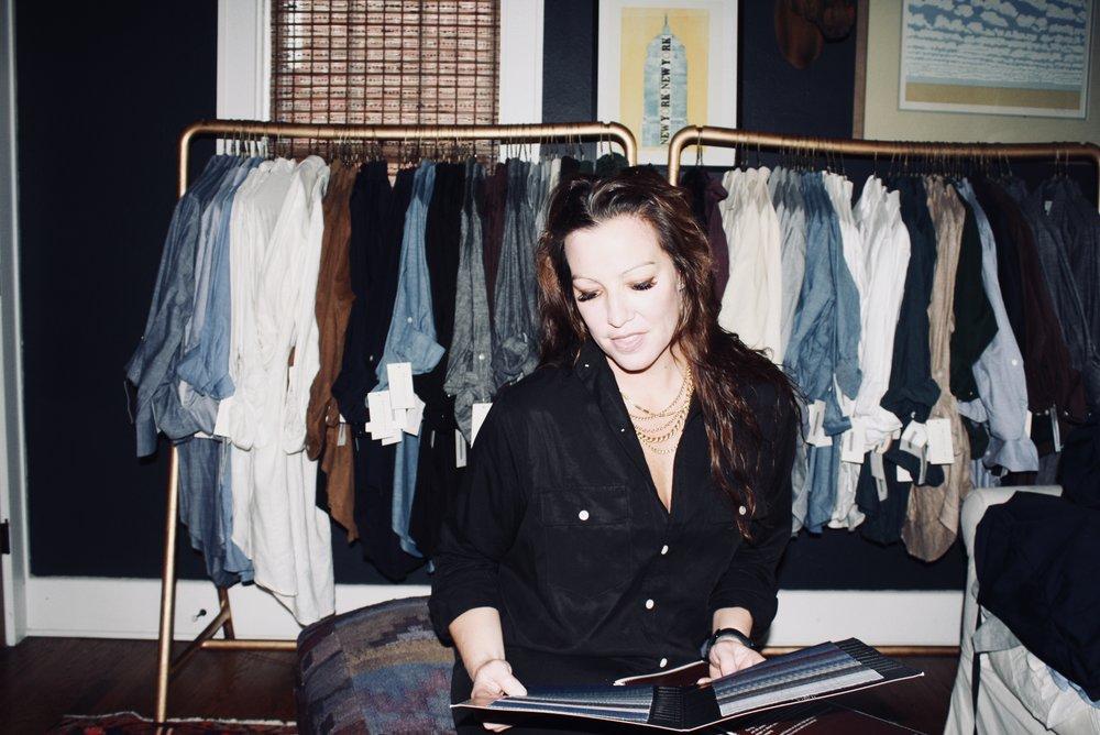 Emily Phillips Shirt Dresses