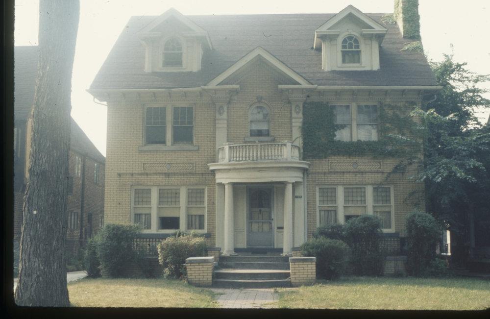 2215 W. Chicago 1974.jpg