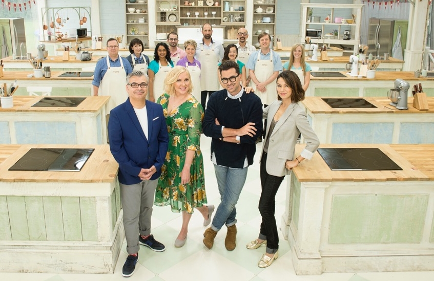 Photo Courtesy of CBC's The Great Canadian Baking Show