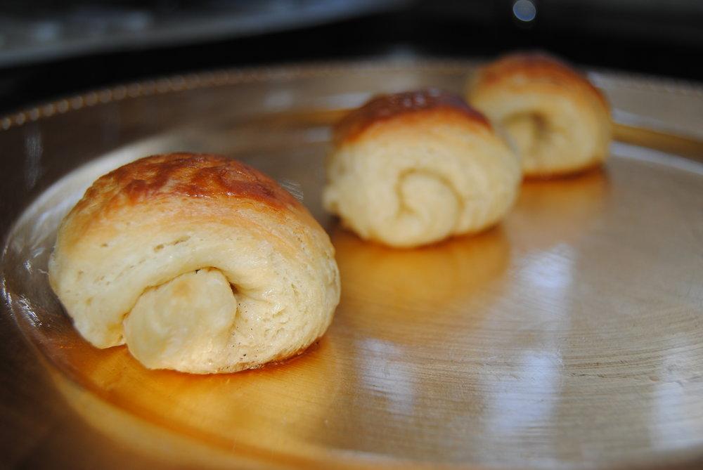 Honey Cardamom French Pastry