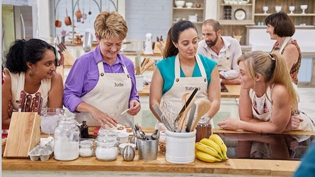 Photo credit: CBC (The Great Canadian Baking Show)
