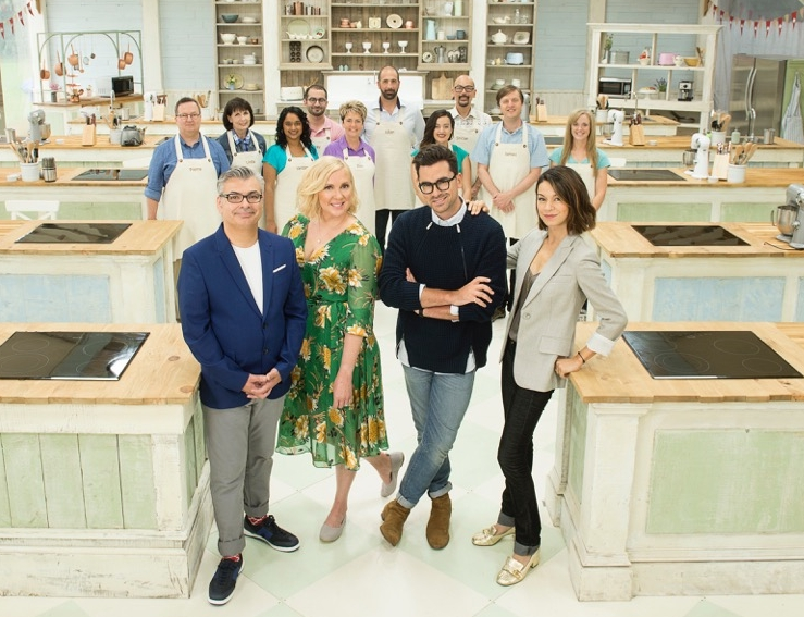 Photo credit: CBC's The Great Canadian Baking Show