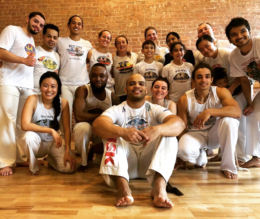 Group shot Capoeira NYC harlem.JPG