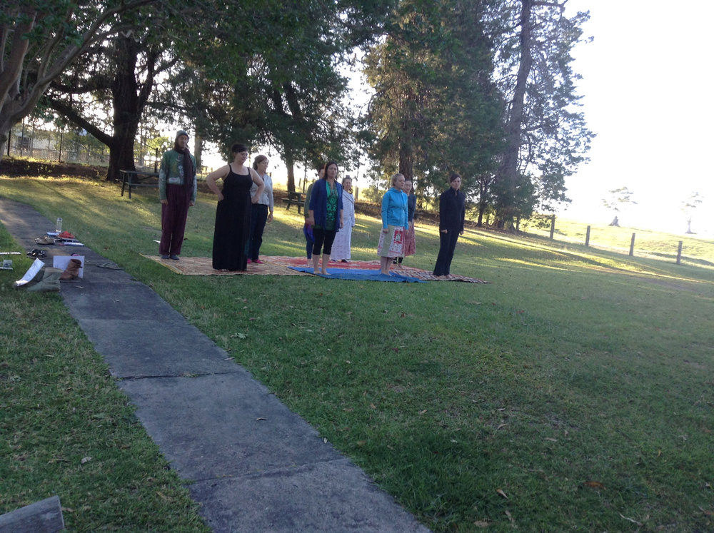 Spiritual Retreats in Australia - Chanting Practice.jpg