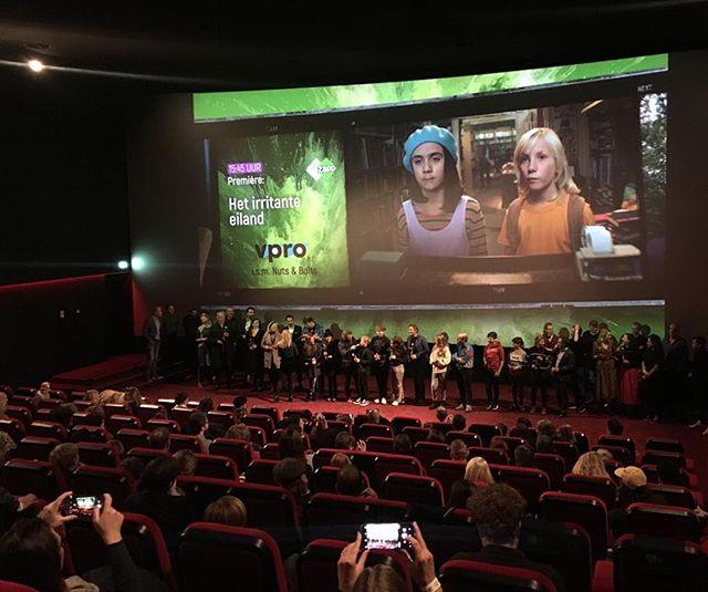 Dank aan alle cast en crew voor de liefde die in dit project gestopt is!  #hetirritanteeiland #telefilm #vpro #filmvooriedereen