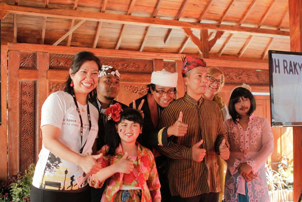 Community celebration, Surabaya Credit: UCLG-ASPAC