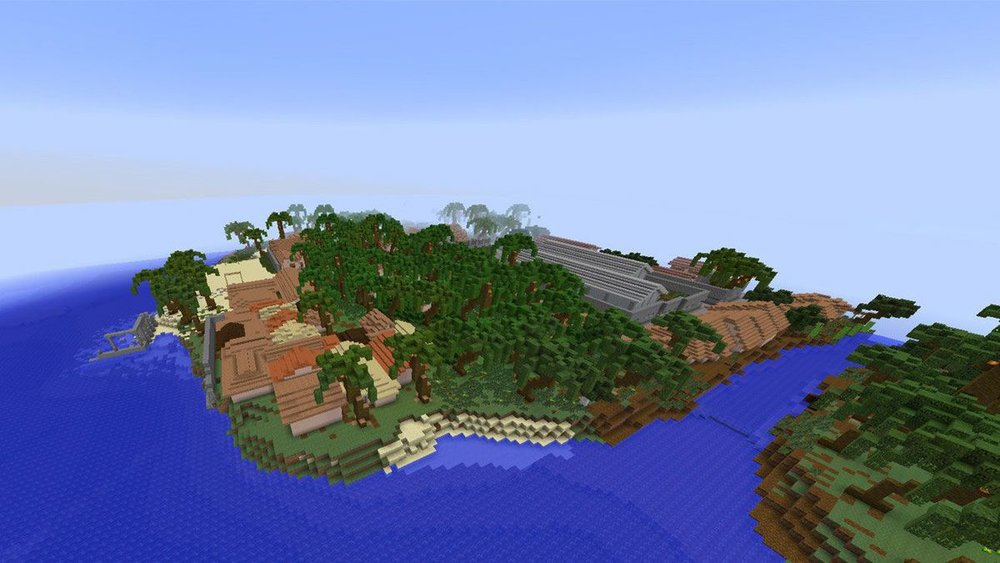 Les Cayes Waterfront Minecraft - Mashable.jpg