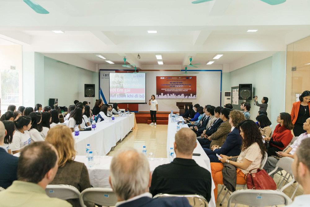 Presenting ideas to stakeholders Credit: Kalta Studios/Love Strandell