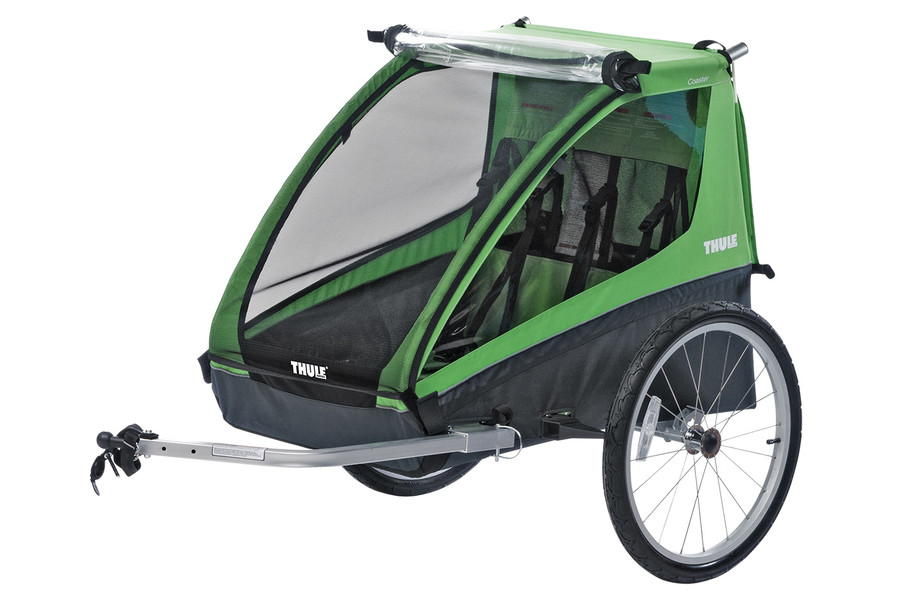 Bike trailer - Thule Cadence.jpg
