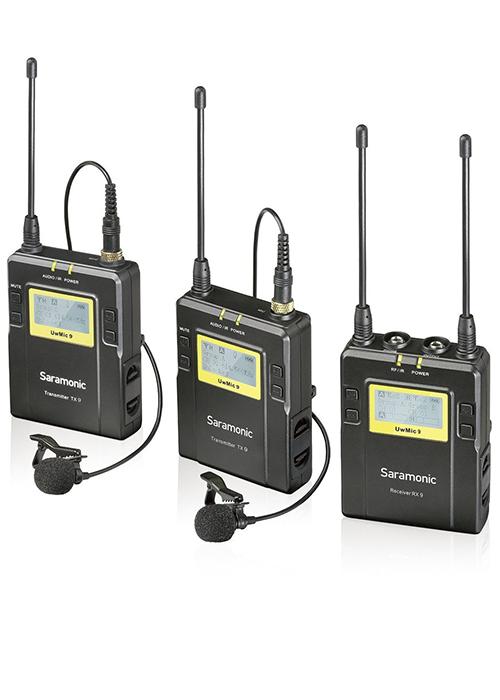 Saramonic - Wireless Lavalier Microphone System
