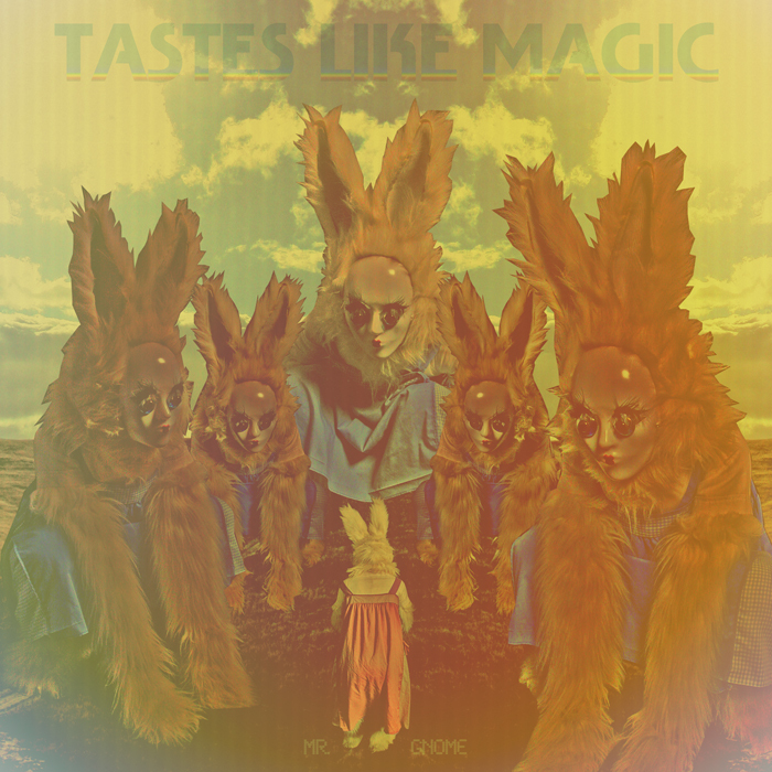 Tastes Like Magic Album Art