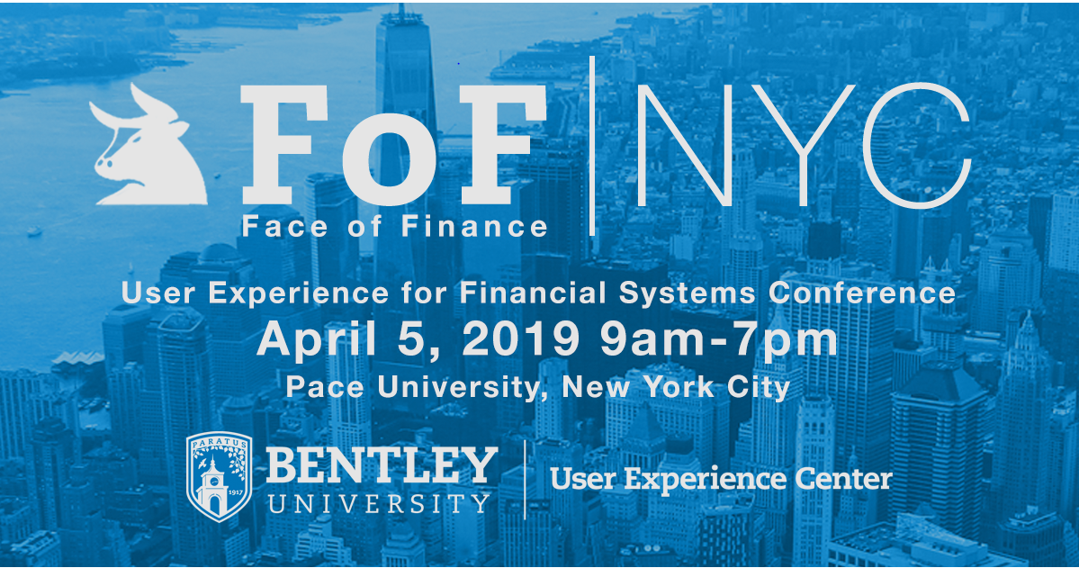 Face of Finance NYC