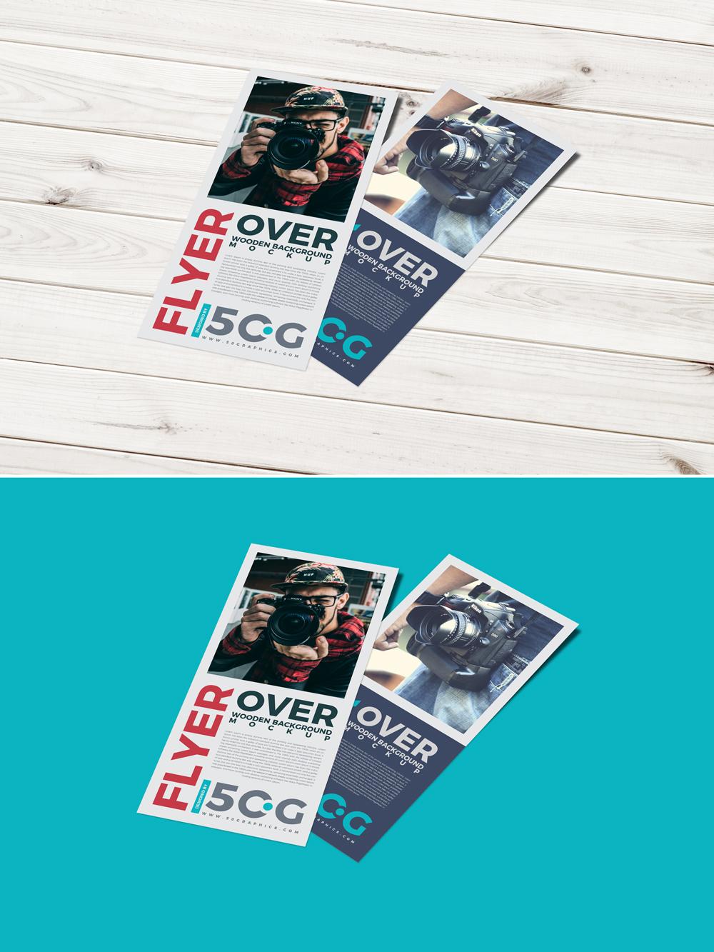 Free-Flyer-Over-Wooden-Background-Mockup-600.jpg
