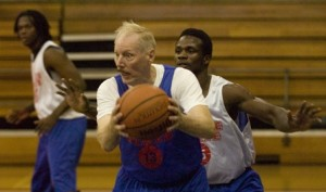 Ken Mink, who at age 73 played for Roane State Community College, and is an inspiration to all aging athletes!