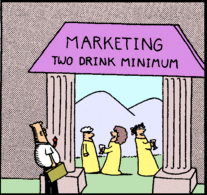 Dilbert on Marketing