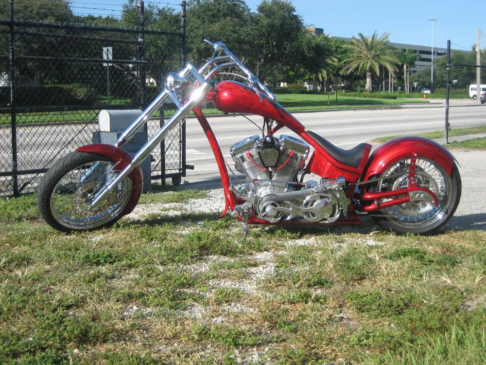 Tommy's Bike