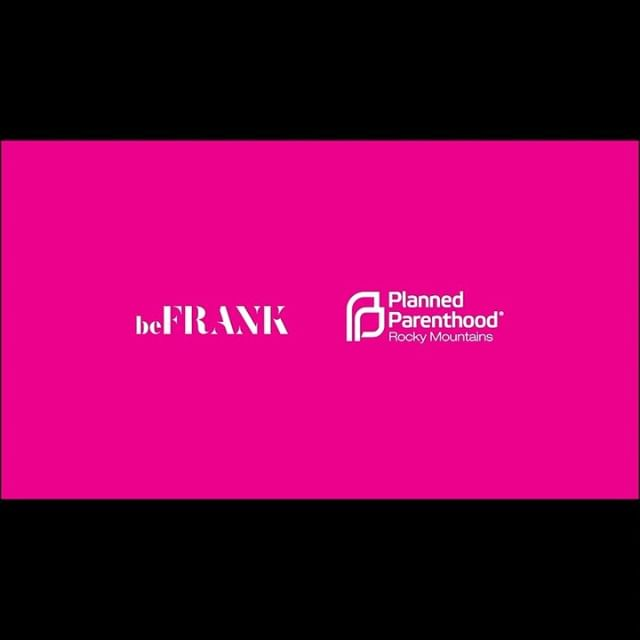Today a dream came true. On the 46th anniversary of #RoeVWade, we got to partner with one of the most #iconic and #meaningful organizations in the USA. Planned Parenthood. Eternally grateful for the work they do, because after all, #WomensHealth are #HumanRights. We created #TheMoreYouRoe campaign, cause knowledge is power. Thank you @pprockymountains @plannedparenthood @ppact for helping us bust some myths and get frank about #abortioncare. Join us - get talking, take action - because #WeWontGoBack #IStandwithPP