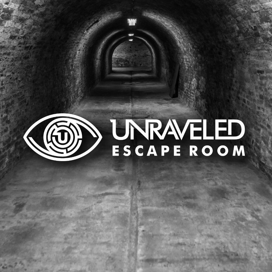 UNRAVELED ESCAPE ROOM    Website Design, Graphic Design & Print Management       SEE THE WORK