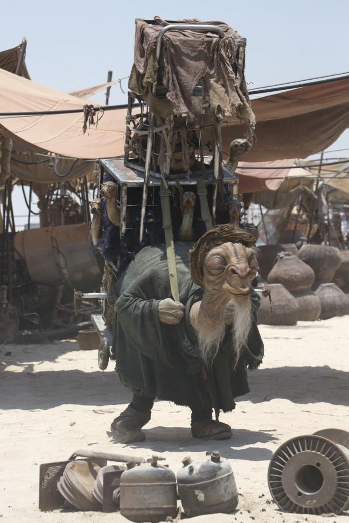 'Bobbajo' Star Wars The Force Awakens
