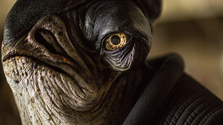 Admiral Raddus 'Rogue One A Star Wars Story'