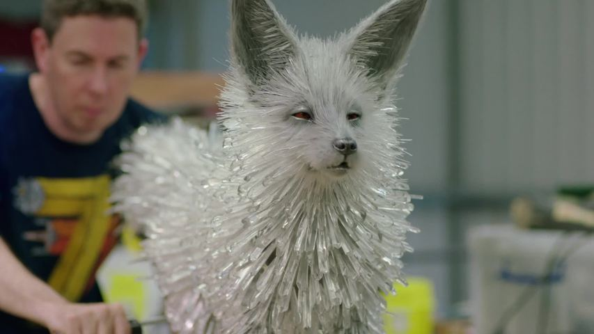 'Crystal Fox' Star Wars The Last Jedi