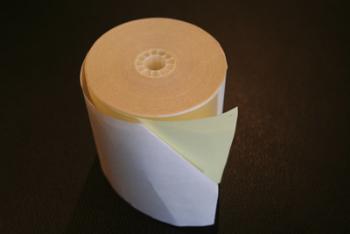 Carbonless Rolls