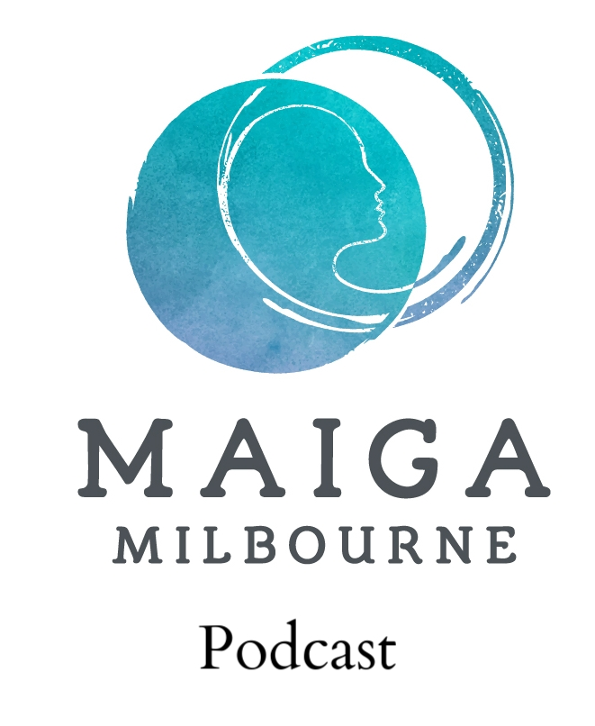 Maiga Milbourne's Podcast