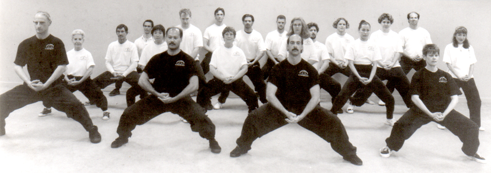 1996 – Teaching Chen Family Taijiquan At the Carmel Sunset Center