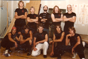 Ching Lung Martial Arts Fighters Colorado Springs, Co. –  1984