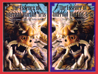 1994 – The Essence of Internal Martial Arts Volume #1 and #2 (my 4th and 5th Martial Arts Books)