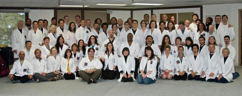 Medical Qigong Class '12