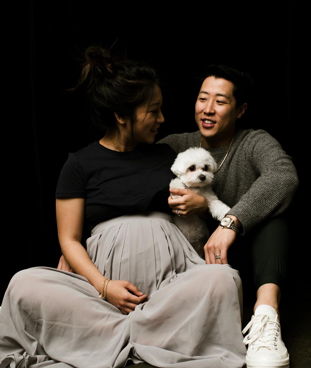 Gianna Keiko Atlanta Studio Maternity Photographer-39.jpg